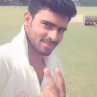Rajeev Kumar Rj Cricket Player