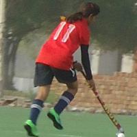 Bhawna Siwach Hockey Player