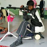 Srinadh Vaddi Shooting Player