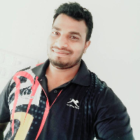 Himanshu Chandrakar Chandrakar  Athletics Coach