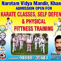Bahadur singh Dhiman  Karate Coach