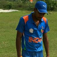 PAWAN  Srivastav Cricket Player
