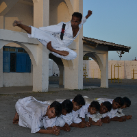 rameshkumar  bhatt  Karate Coach
