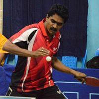 Saravanan Balachandiran Table Tennis Player