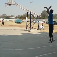 Devendra Rawley  Basketball Player