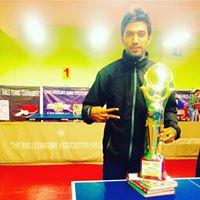 Kishan Shetty Table Tennis Coach