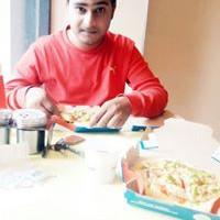 Rahul Singoria Table Tennis Player
