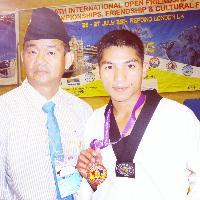 Manoj Lama's profile