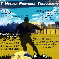 7 Heaven Football Tournament (3rd Edition)'s profile
