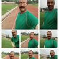Naresh Singh Rana Football Physio