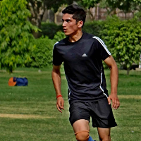Ishan  Bikram Football Coach