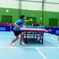 Sachin Govind Table Tennis Player