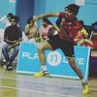 Himanshu  Negi Badminton Player
