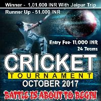 Voilah Cricket Tournament's cover