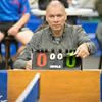 Raymond Batten Table Tennis Player