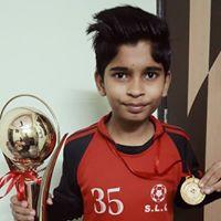 Pranjal Pandey's profile