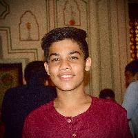 Shashank Jain Tennis Player