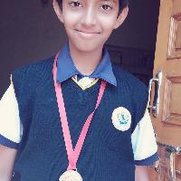 Garv Rathore Chess Player