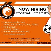 Football Coach's profile