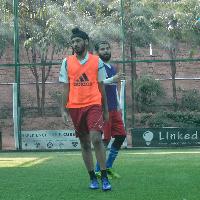 Jaskaran Singh Football Player