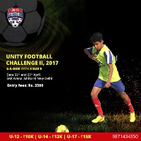 Unity Football Challenge's cover