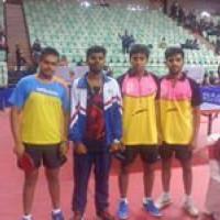 Vishal Dut Table Tennis Player
