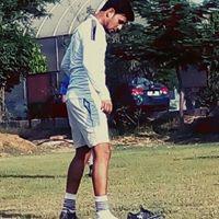 Shiva Bhandari Football Player