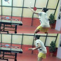 Suravi Ghosh Table Tennis Player