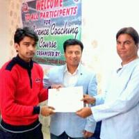 Gohar Nisar Football Coach