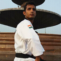 Jafar Khan Karate Coach