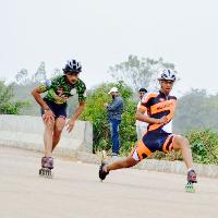 Jayant  Rajora  Skating Player